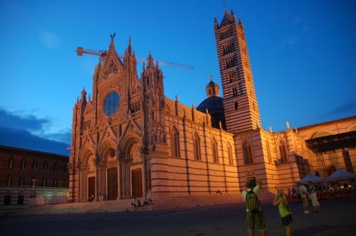 Une soirée au Duomo