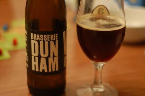 Brasserie Dunham - Vin d'orge 2010