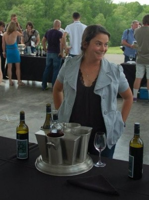 Kirsty Harmon, de Blenheim Vineyards