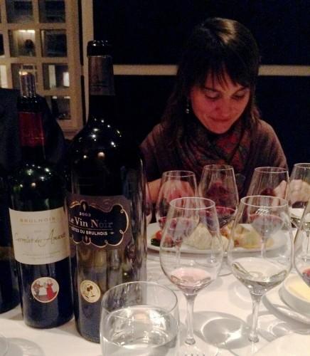 Isabelle Mignot, des Vignerons du Brulhois