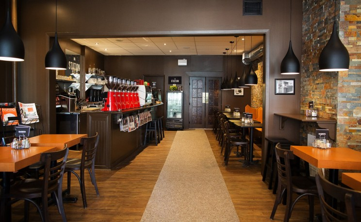 Ma Station Café (Photo: Christian Allard et Héloïse Leclerc)