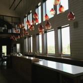 Salle de dégustation chez Lightfoot&Wolfville