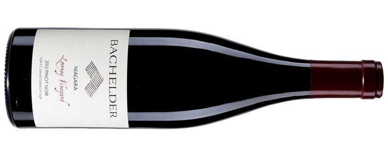 Bachelder Pinot Noir Lowrey Vineyard (Photo: SAQ.com)