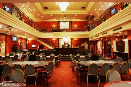 cercle wagram poker room