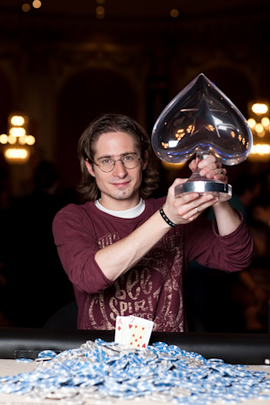 gagnant ept deauville 2009