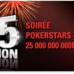 La 25000000000e main de chez pokerstars vous rapportera 250.000$!