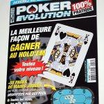 Le hors-série de Poker VIP: Poker Evolution.