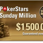 Mon premier Sunday Million