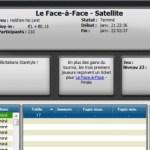 Heads-up Poker, le Face à Face: Qualifié pour la finale!