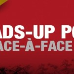 Heads-up Poker, le face à face: encore une chance!