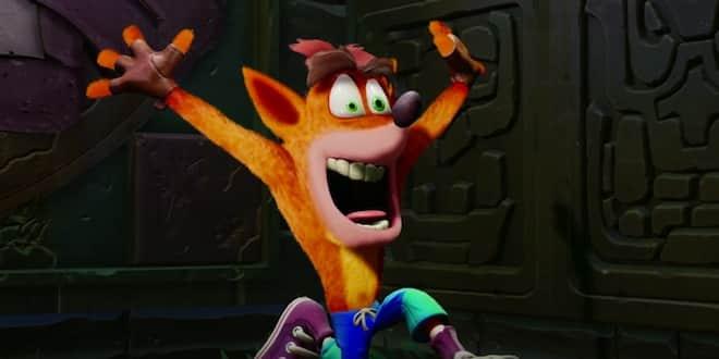 Crash Bandicoot de retour sur PS4