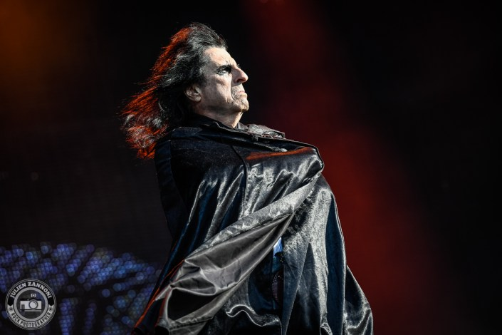 Alice Cooper plays at Wacken Festival 2017