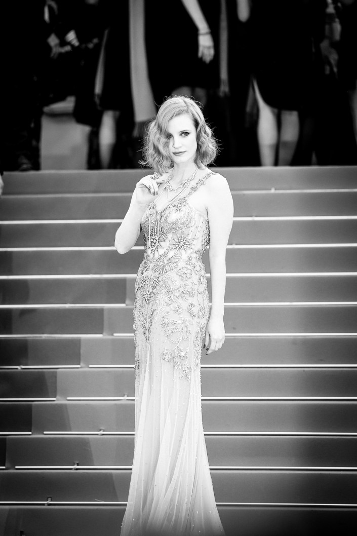 Jessica Chastain - Cannes 2017