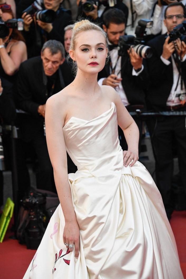 Elle Fanning - Cannes 2017