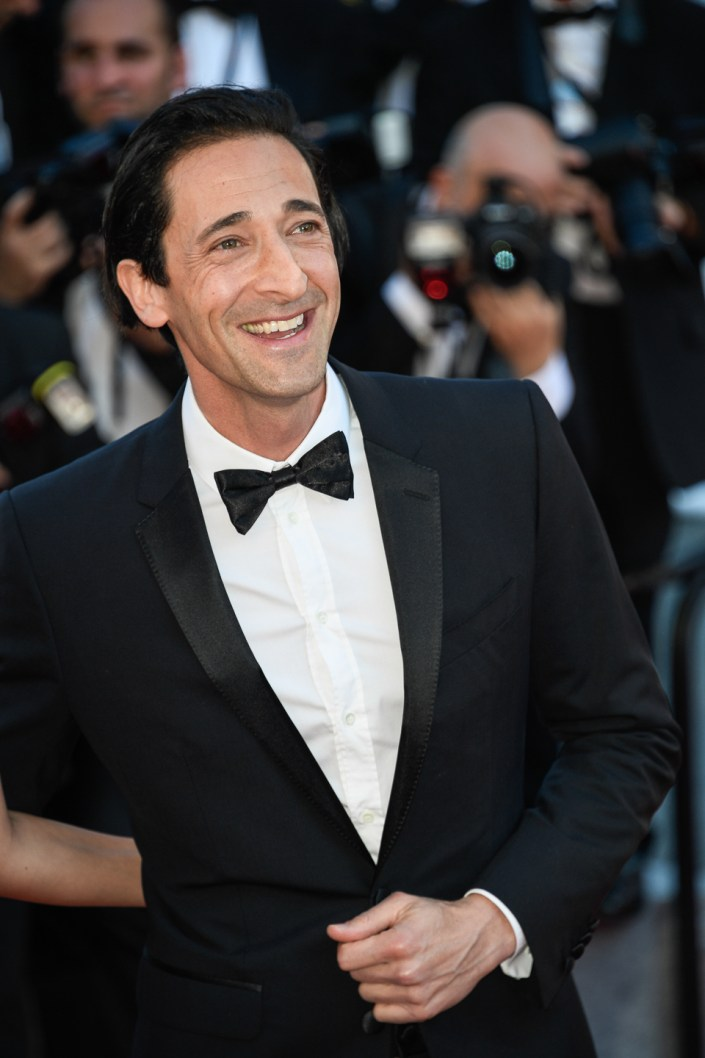 Adrien Brody - Cannes 2017