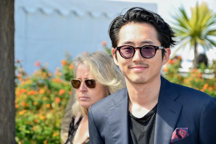 Steven Yeun - Cannes 2017