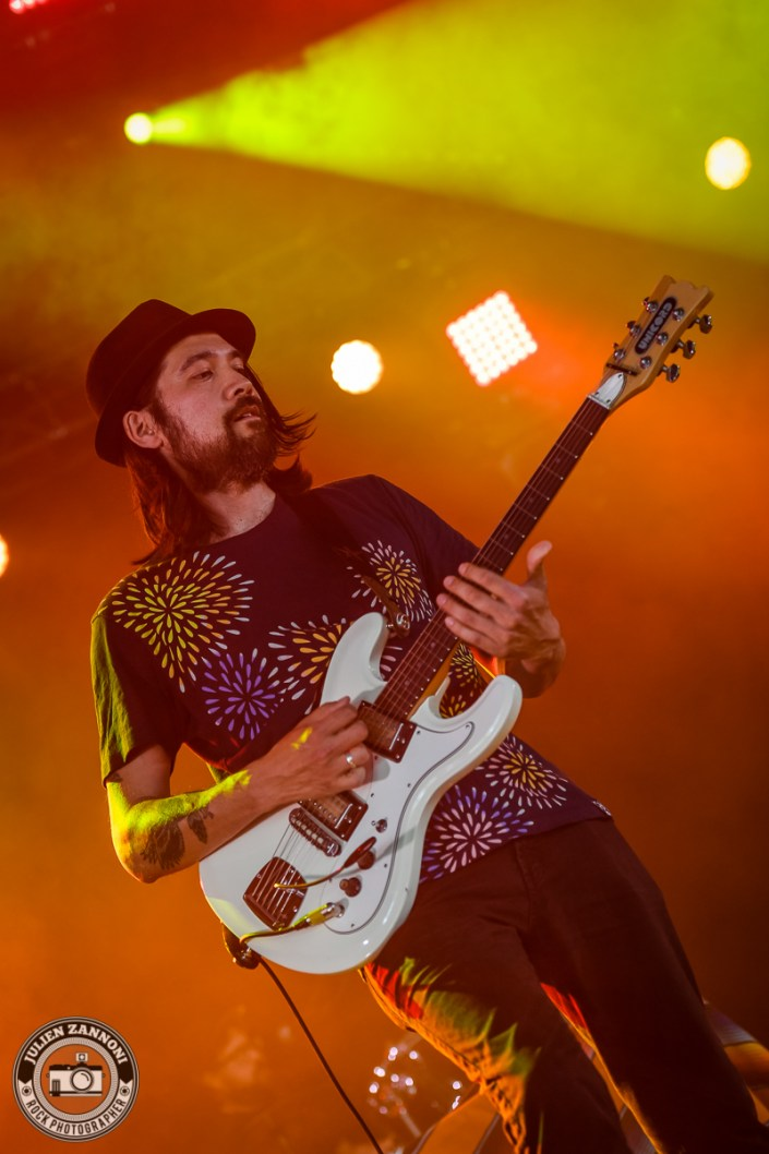 Boogat plays at Paléo Festival 2017