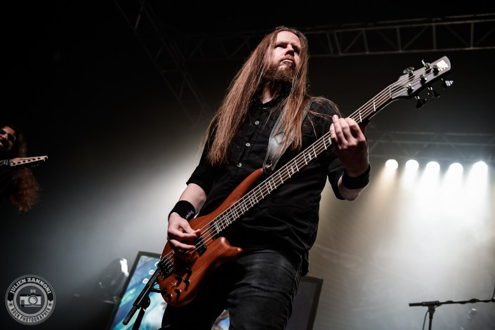 Wintersun plays in Lyon 2018