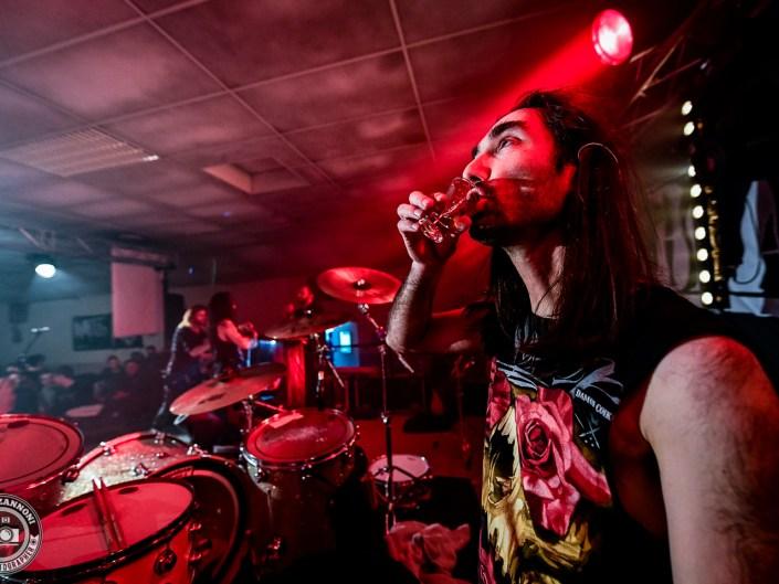 BlackRain – Marnaz Metal Fest 2018