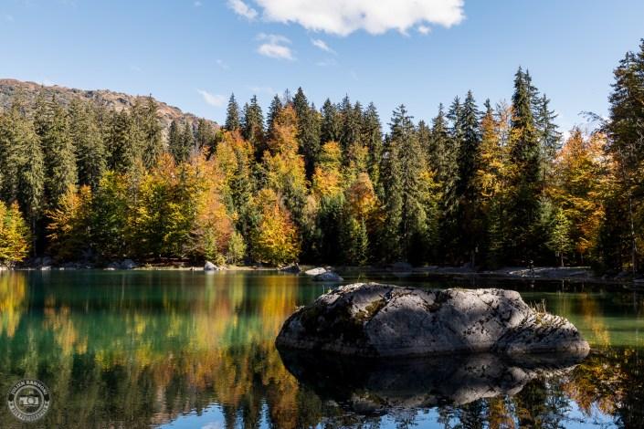 Lac Vert - automne 2018