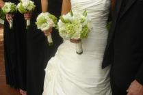 Stunning wedding bouquets at Four Seasons Las Vegas