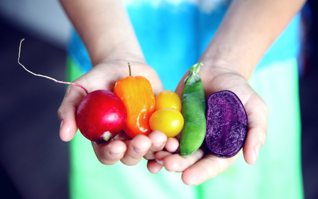 6 Ways To Make Vegetables for Kids Healthy and Delicious