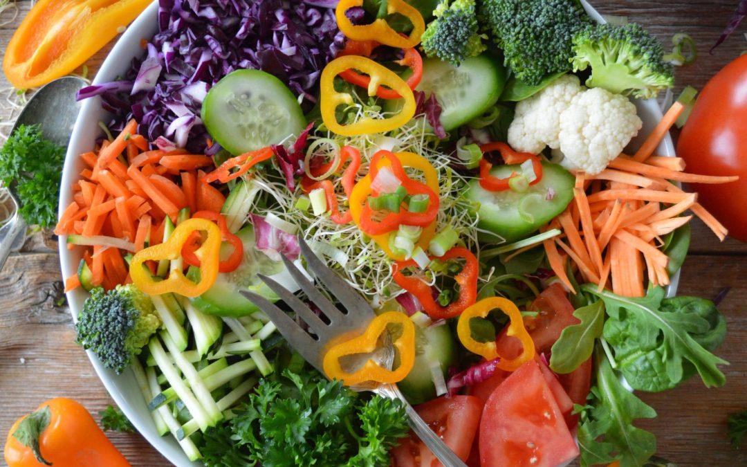 Kids To Eat Salad