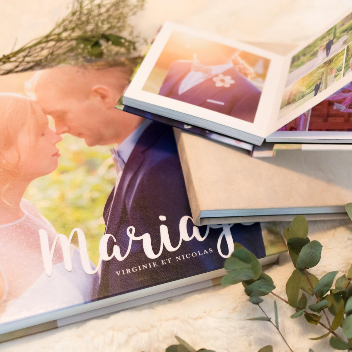 pack album mariage Julie Rivière Photographe Toulouse