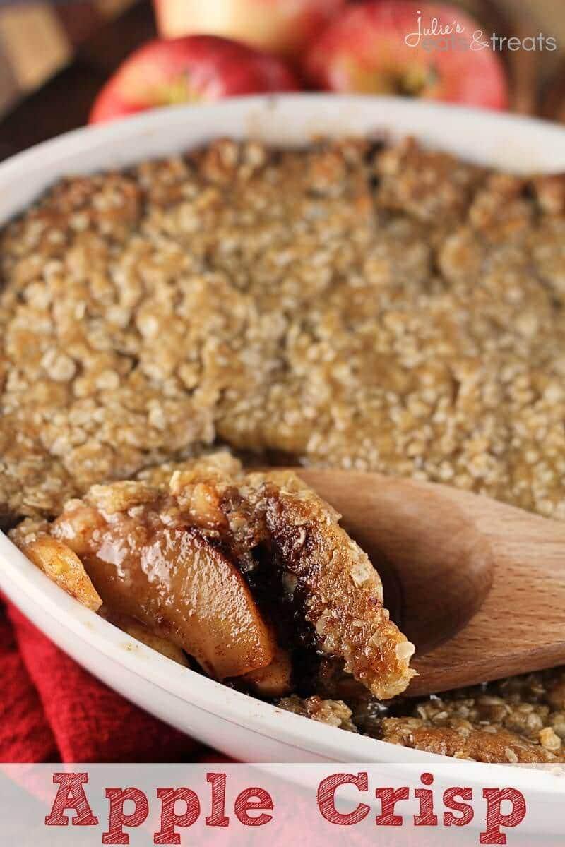 recipe: apple crisp for 150 [33]