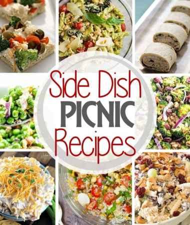 Side Dish Picnic Recipes