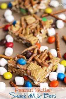 Ranch Snack Mix Recipe - Julie's Eats & Treats ®