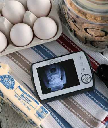 Levana Video Monitor Review & Giveaway! | Julie's Eats & Treats