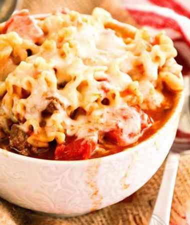 Easy Lasagna Soup Recipe