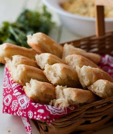 Easy Homemade Breadsticks