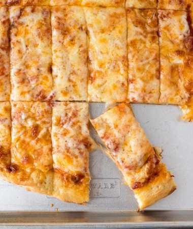 Four Cheese Pizza Dunkers