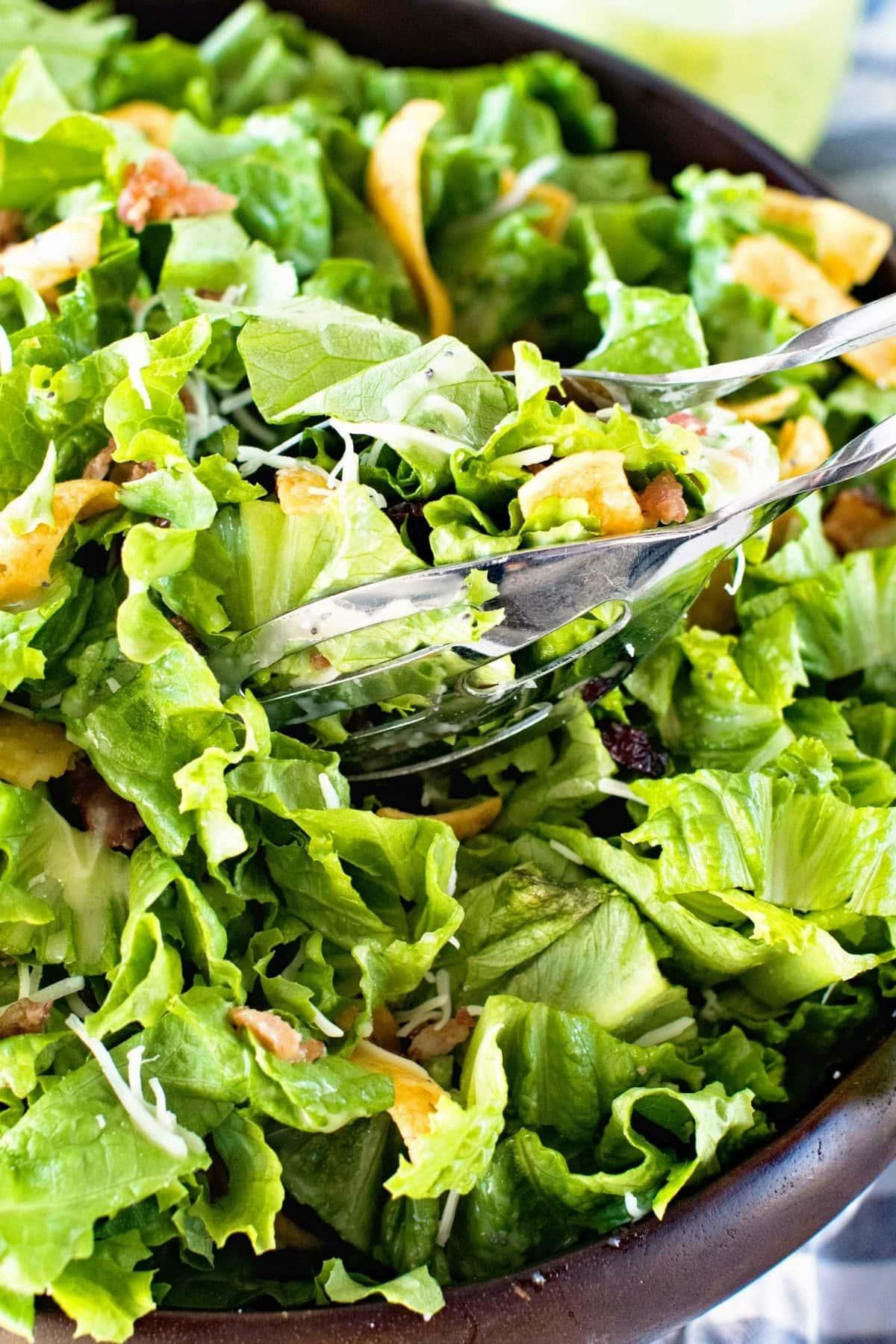 Corn Chip Salad