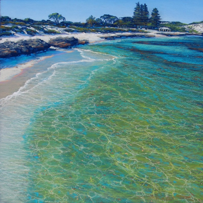 The Basin Rottnest - 77 x 77