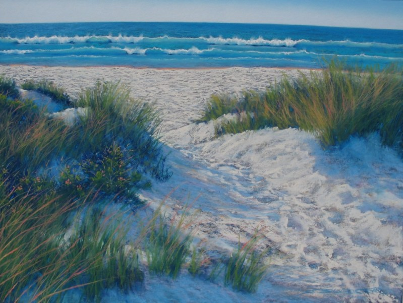 Afternoon Breeze - 81 x 99