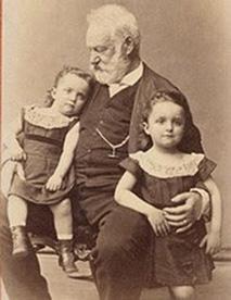 """Résultat de recherche d'images pour """"Photos de Victor Hugo et ses deux fils petits"""""""
