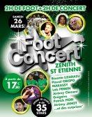 Affiche du Foot Concert 2016