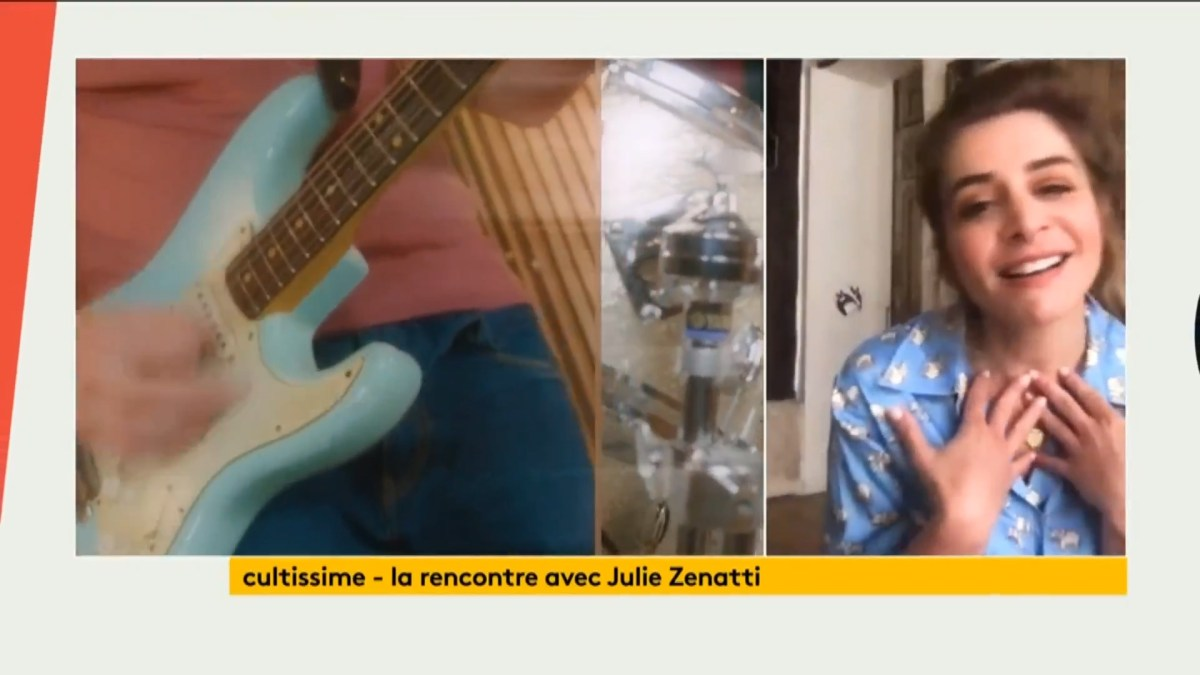 Cultissime (France TV Info - 23/05/2020)