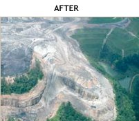 Mountaintop Removal, WV
