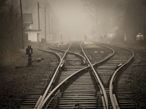 Follow the tracks to your dreams