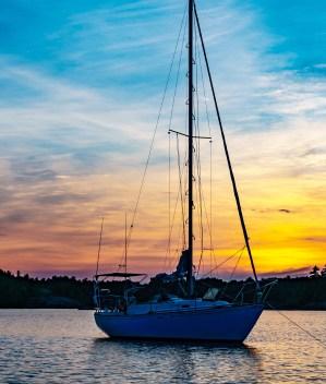 COlumbus freelance writer Ocean sailing