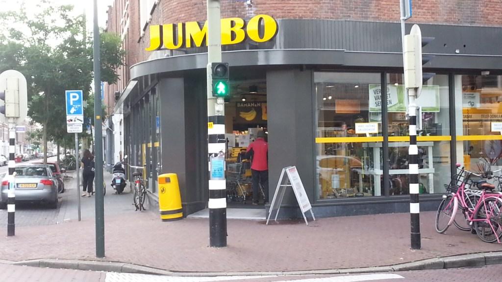Jumbo weimarstraat Den Haag