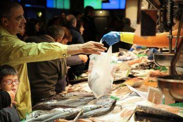 mercado pescado