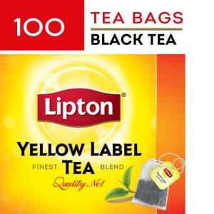 Lipton Yellow Label - Black Tea