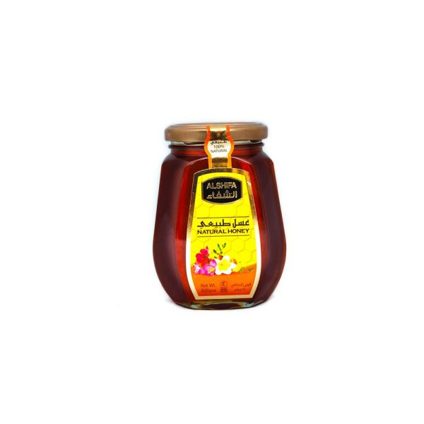 Al Shifa Natural honey- 500g
