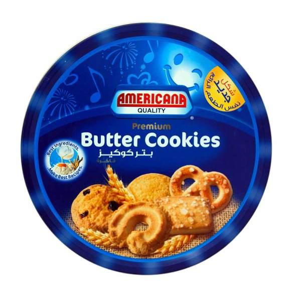 americana-butter-cookies