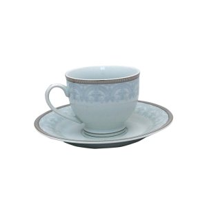 Arabic Coffee Cup & Saucer